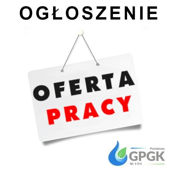 Oferta pracy w GPGK Spółka z o.o.: Księgowa/Księgowy